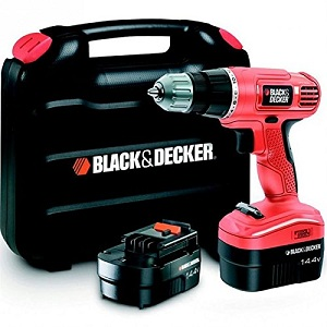 Perceuse sans fil Black-Decker