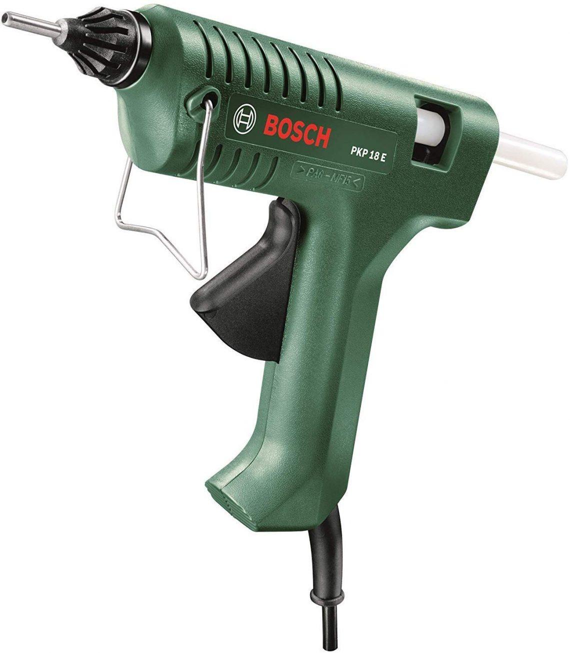 Bosch Home and Garden 0603264503 Pistolet à colle PKP 18 E, Vert