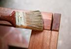 Huiler meuble de jardin bois