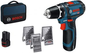 Perceuse-visseuse sans Fil Bosch GSR