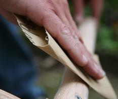 décaper un meuble bois