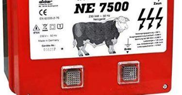 clôture électrique Eider 0232-000 Electrificateur de clôture Rouge