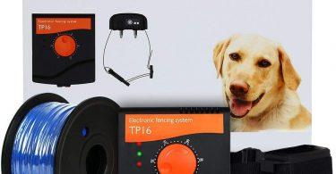 Wodondog Cloture Electrique pour Chien